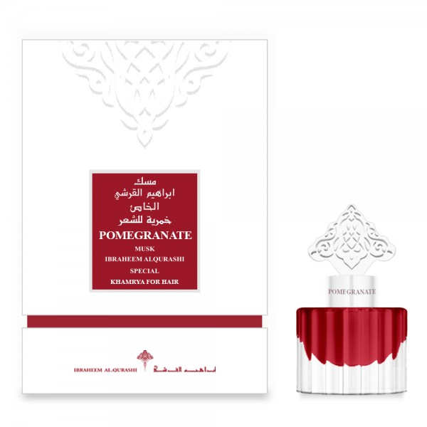 POMEGRANATE MUSK KHAMRIA FOR HAIR